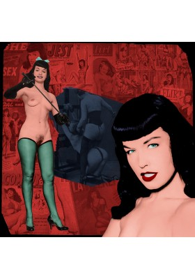 The Notorious Bettie Page 3