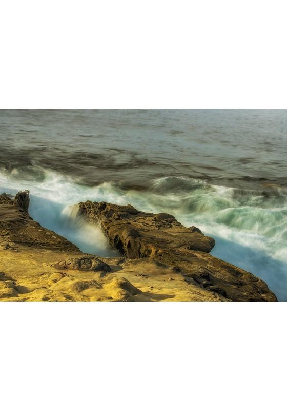 Eternal Dance of Waves IX
