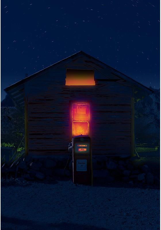 A Night in Ghost Town III