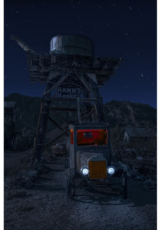 A Night in Ghost Town VIII