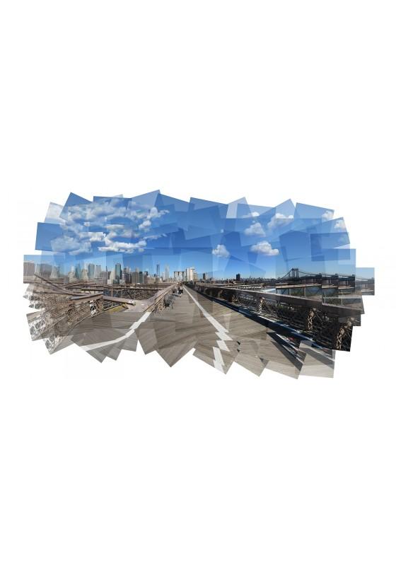 Big Apple - Brooklyn Bridge