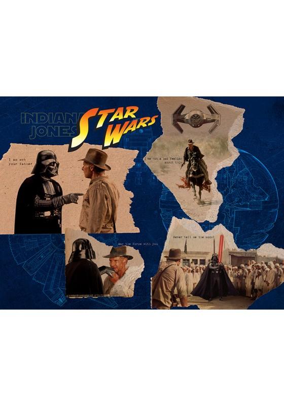 Indiana Jones vs Star Wars